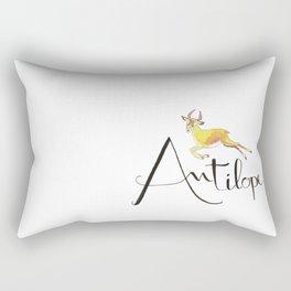 A like Antilope Rectangular Pillow