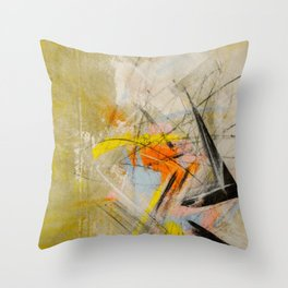 Stimulation Throw Pillow