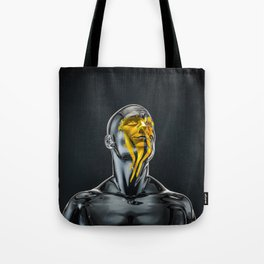 Love is the Only Gold Tote Bag