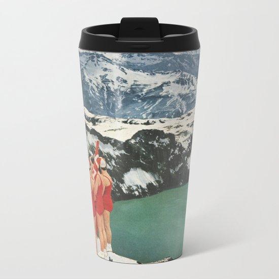 Polar Plunge Metal Travel Mug