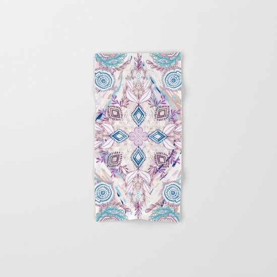 Wonderland in Winter Hand & Bath Towel