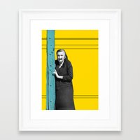 morocco Framed Art Prints featuring Morocco by TheGretest