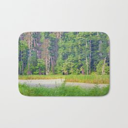 Within the Polder Waters Bath Mat
