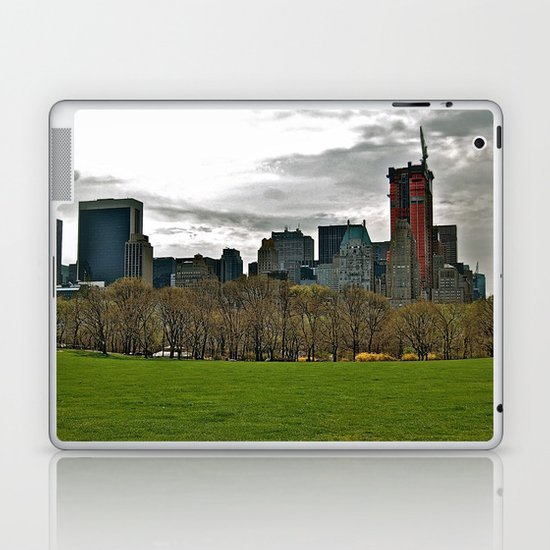 NYC  Laptop & iPad Skin