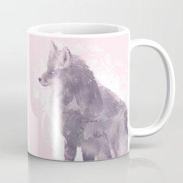 The Foxy Lady Coffee Mug
