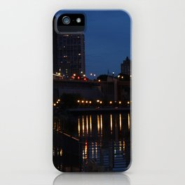 Night Bridge iPhone Case