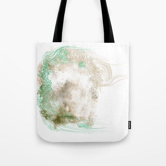 Silence #1 Tote Bag