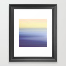Ocean Dream Framed Art Print
