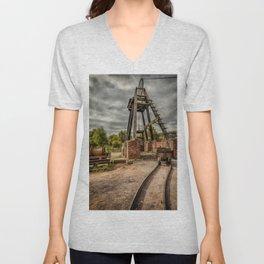 Victorian Mine Unisex V-Neck