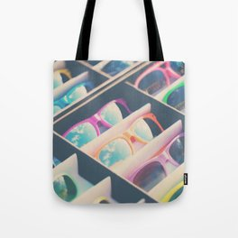 finding sunshine ... Tote Bag