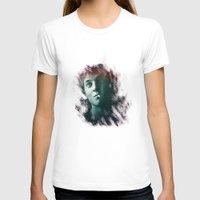 shameless T-shirts featuring shameless,Phillip Gallagher,lip by  Marina Teyya