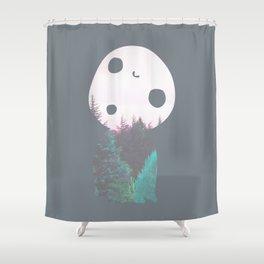 Dreamland Kodama Shower Curtain