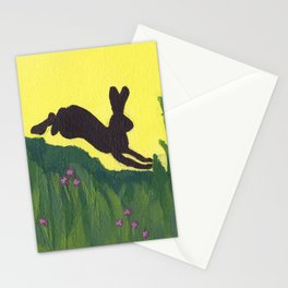 Young Peter Rabbit - Panel 1 Stationery Cards