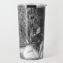 Dragon Gal Travel Mug