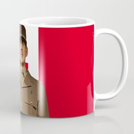 Charles de Gaulle Coffee Mug