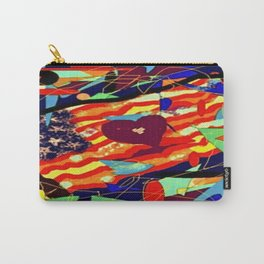 Americana Carry-All Pouch