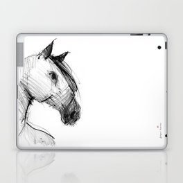 Horse (a head) Laptop & iPad Skin