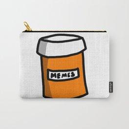 Prescription Meme-ication Carry-All Pouch