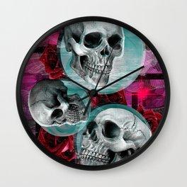 Long Nights Wall Clock