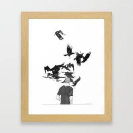 Dream Thief Framed Art Print