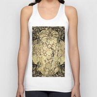 decorative Tank Tops featuring Decorative pattern by nicky2342