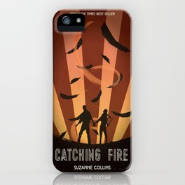 Catching Fire iPhone Case