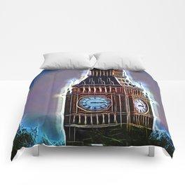 Iluminated Big Ben Comforters