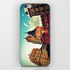 Madrid Sky iPhone & iPod Skin