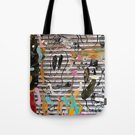 Still - Hanging Out In Coney Island Tote Bag