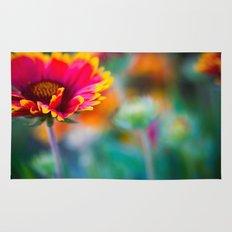 Blanket Flower Rug