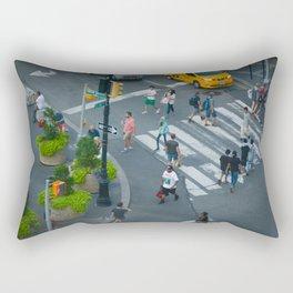 Bird's Eye Rectangular Pillow