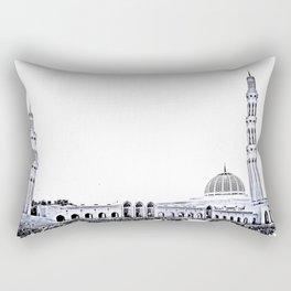 Sultan Qaboos's Mosque Rectangular Pillow