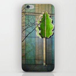 The Modernist Tree iPhone Skin