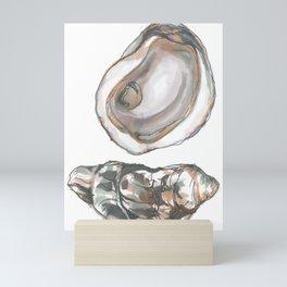 Oyster Mini Art Print