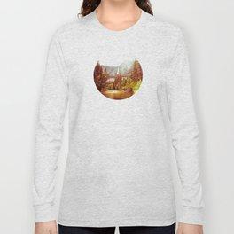 Yosemite Falls Long Sleeve T-shirt