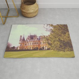 Country Manor House Rug