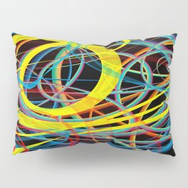 Roundabouts Pillow Sham