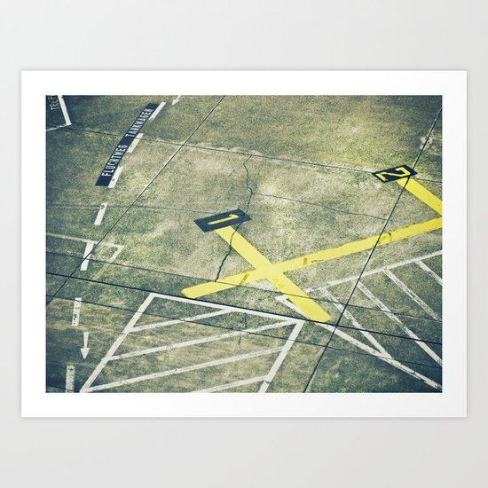 12STEP Art Print