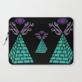 Reaching to the heavens Laptop Sleeve