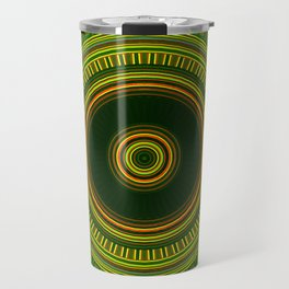Mirror Lab Mandalas 2 Travel Mug