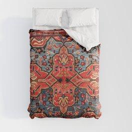 Kashan Poshti Central Persian Rug Print Comforters
