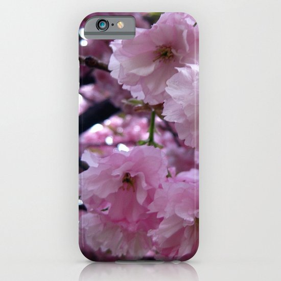 Pink Blossom iPhone & iPod Case