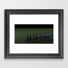 Boys_Series_n°1 Framed Art Print