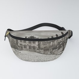 Vicars Close In The City Of Wells Fanny Pack