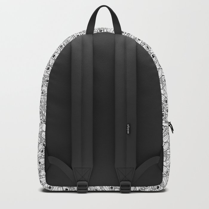 Surveillance Frenzy Backpack