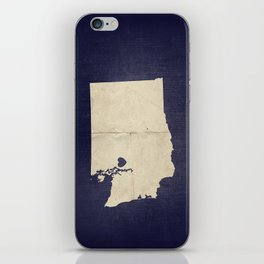 Seattle, Washington iPhone Skin