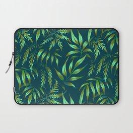 Brooklyn Forest - Green Laptop Sleeve