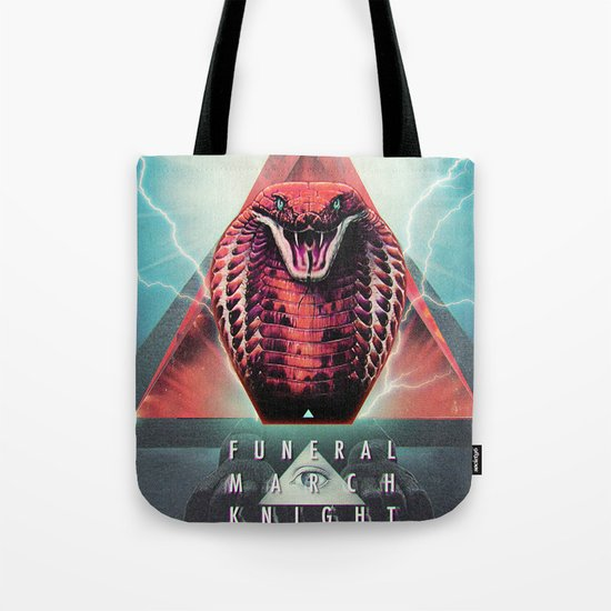 MYSTIC//KOBRA Tote Bag