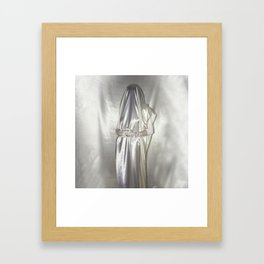 "say no to patriarchy / ""the bride"" Framed Art Print"
