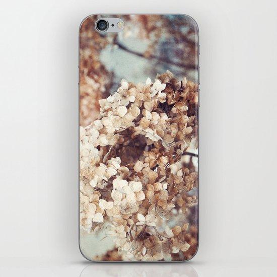 Hortense iPhone & iPod Skin